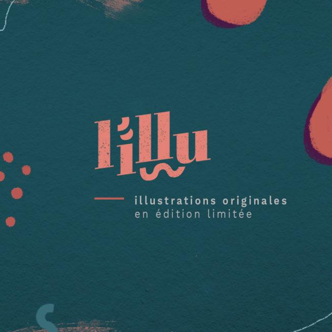 Branding Galerie l'illu Flouk Floriane Dupont studio design créations graphique lille roubaix