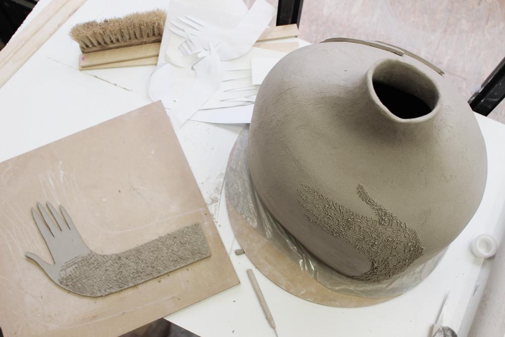Céramique - Flouk - Floriane Dupont - studio design & créations graphique - Lille - Roubaix