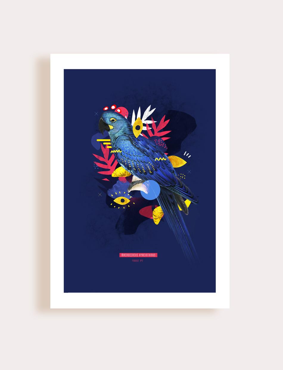 Artprint - Flouk - Floriane Dupont - studio design & créations graphiques - Lille - Roubaix